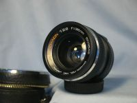 '     35mm CHINON-MINT-NICE BOKEH- ' 35mm F2.8 Prime M42 Fit Lens £17.99